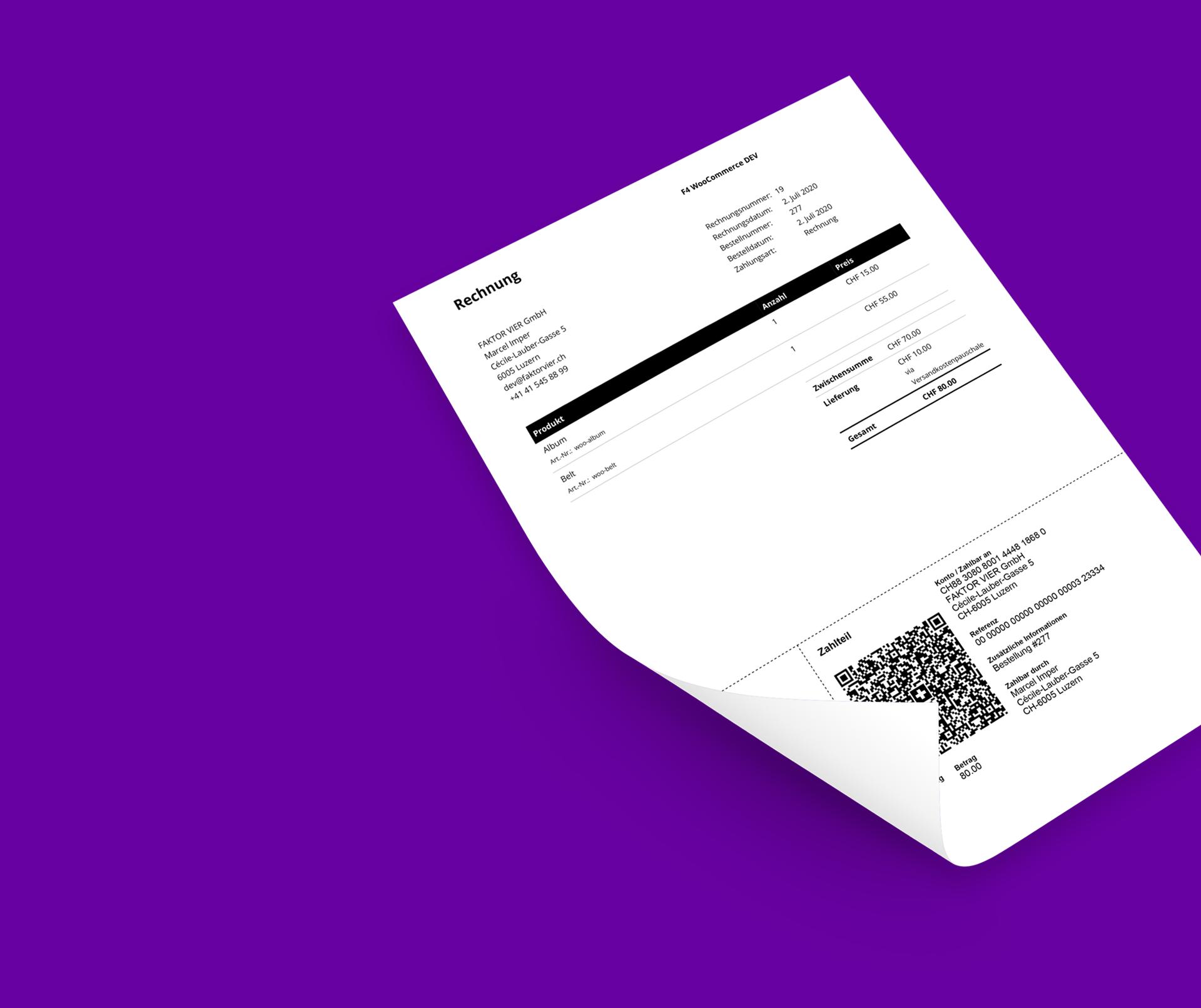 f4-qr-invoices-paper